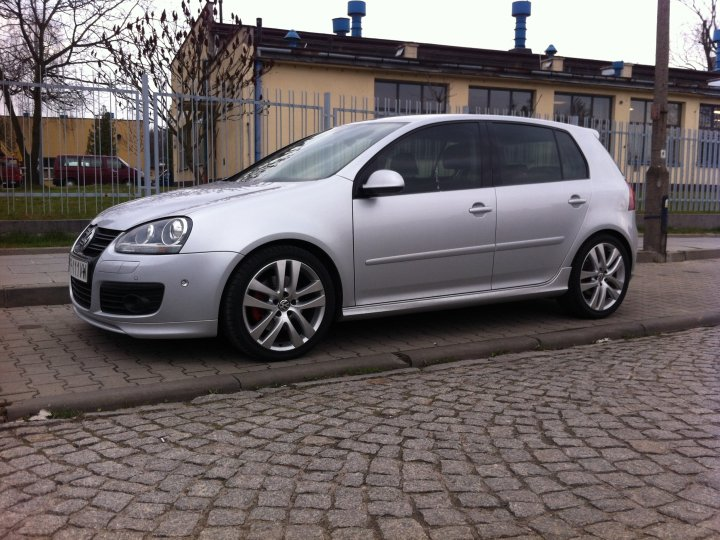 vw golf 5 gt sport krzycho realizacje vwtech. Black Bedroom Furniture Sets. Home Design Ideas